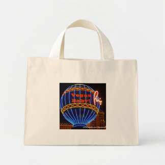Vegas Baby! Mini Tote Bag
