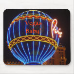 Vegas Baby! Mouse Pad