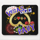 VEGAS BABY MOUSE PADS