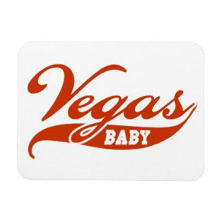 Vegas Baby Rectangular Photo Magnet