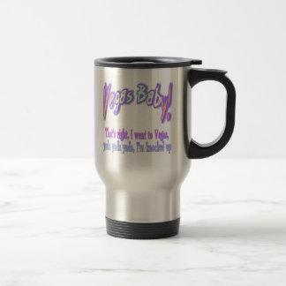Vegas Baby Travel Mug