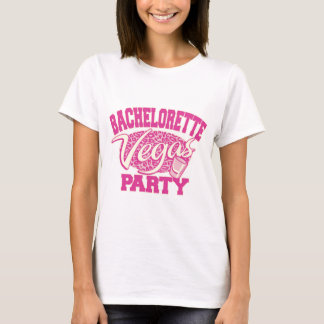 Vegas Bachelorette Party T-Shirt