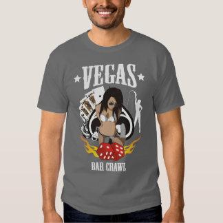 Vegas Bar Crawl Tee Shirt