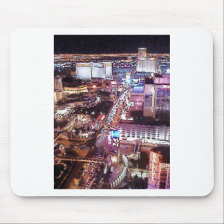Vegas By Way Of Paris Mouse Pad