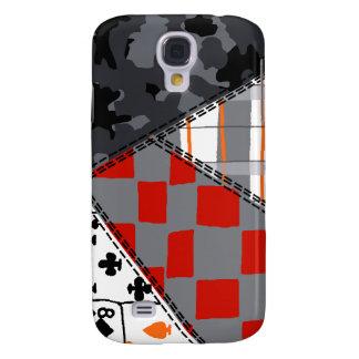 Vegas Camo  Galaxy S4 Cover