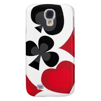Vegas Cards iPhone 3G Case Galaxy S4 Case