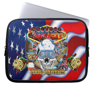 Vegas Electronic Device Carry Case Laptop Computer Sleeves