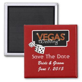 Vegas enciende reserva del rojo el imán de la fech