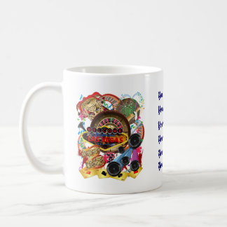 Vegas Gambler All styles View Artist Comments Coffee Mug