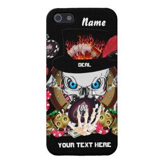 Vegas Gambler All styles View Artist Comments iPhone SE/5/5s Case