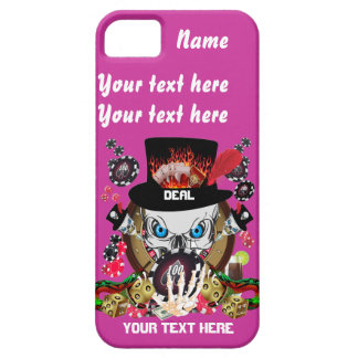 Vegas Gambler All styles View Artist Comments iPhone SE/5/5s Case