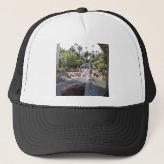 Vegas GREEN show: Pyramid,Interior,skyview t-SHIRT Trucker Hat