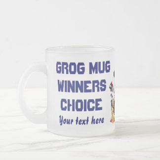 Vegas Grog Mug (tm) View artist comments below