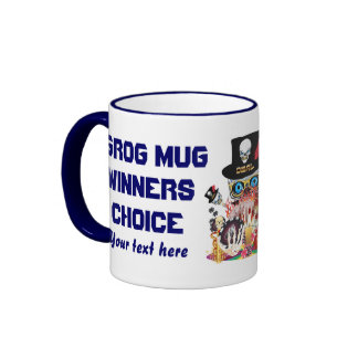 Vegas Grog Mug (tm) View artist comments below