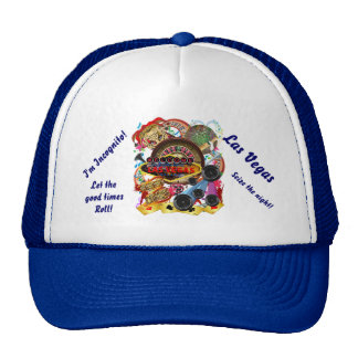 Vegas Ingognito All styles Light View Hints Trucker Hat