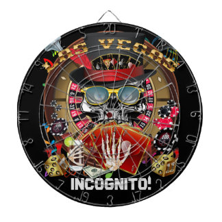 Vegas Ingognito All styles View Hints Dart Board