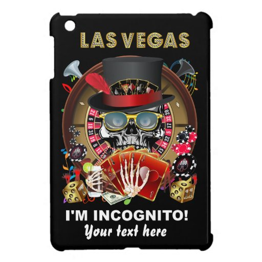 Vegas Ingognito All styles View Hints iPad Mini Covers