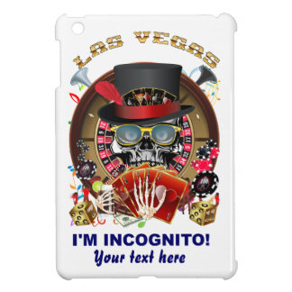 Vegas Ingognito All styles View Hints iPad Mini Cover