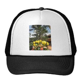 VEGAS Interior Decorations TULIP flowers colorful Trucker Hat