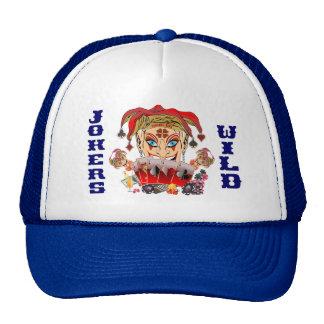 Vegas Joker's Wild View Large Image below Trucker Hat