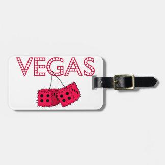 Vegas Travel Bag Tag