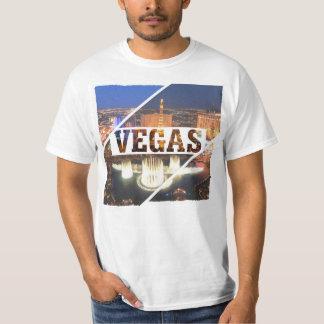 VEGAS Men's Designer Branded T Shirt