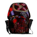 Vegas Messenger Bag