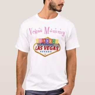 Vegas Mommy Ladies Casual Nightie T-Shirt