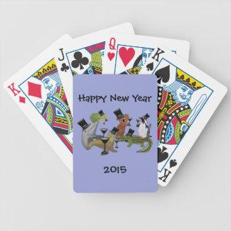 Vegas Nite Playing Cards Bicycle Playing Cards