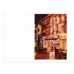 Vegas - NY - Broadway Burger Post Cards