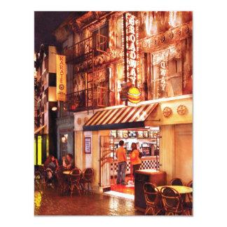 Vegas - NY - hamburguesa de Broadway Anuncio