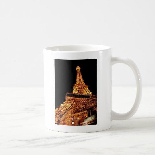 Vegas - Paris - Eiffel Tower Restaurant Coffee Mug