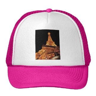 Vegas - París - restaurante de la torre Eiffel Gorro