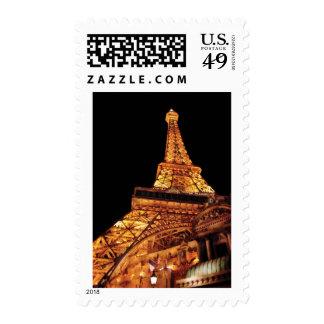 Vegas - París - restaurante de la torre Eiffel Sello