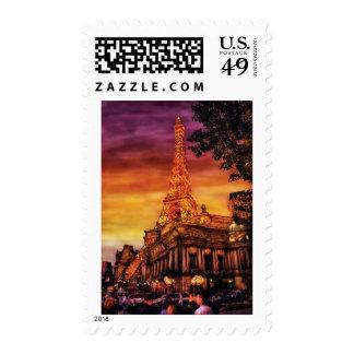 Vegas - Paris - The Paris Hotel Stamp