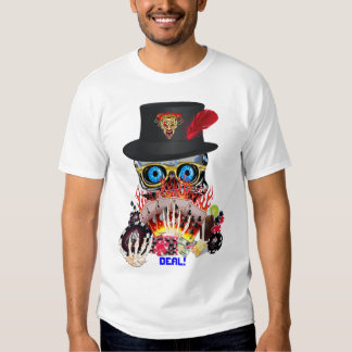 Vegas Party Any Event Aces and Eights View Notes T Shirt
