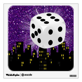 Vegas Party/ Casino Nights / Entertainment  - SRF Wall Decal