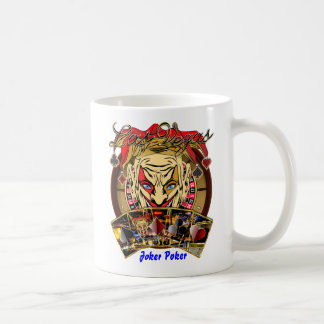Vegas Party Joker Poker  Any Event View Notes Coffee Mug