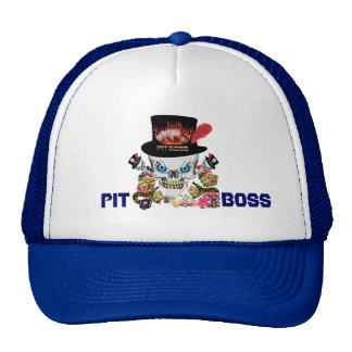 Vegas Pit Boss 2 All styles View Hints Below Trucker Hat