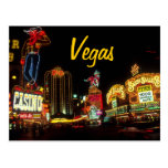 Vegas post card