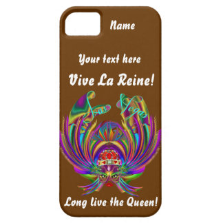 Vegas Queen Please view artist comments below iPhone 5 Cases