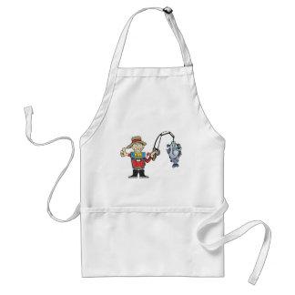 vegas redneck adult apron