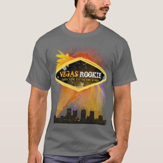 Vegas Rookie T-Shirt