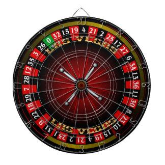 Vegas Roulette Wheel V-2 Dart Boards