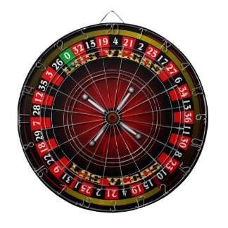 Vegas Roulette Wheel V-2 Dartboards