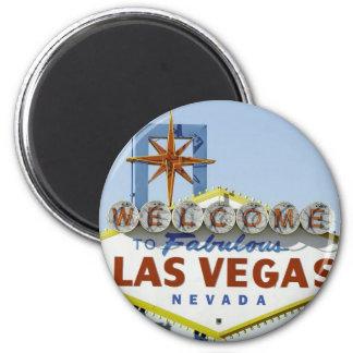 Vegas Sign Daytime Magnet