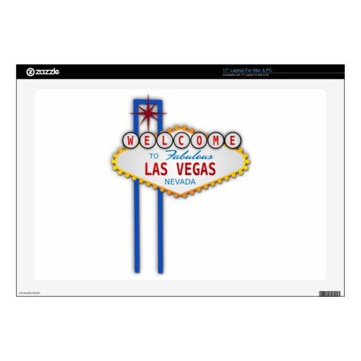 Vegas Sign.png Portátil 43,2cm Skin