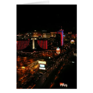 vegas strip card