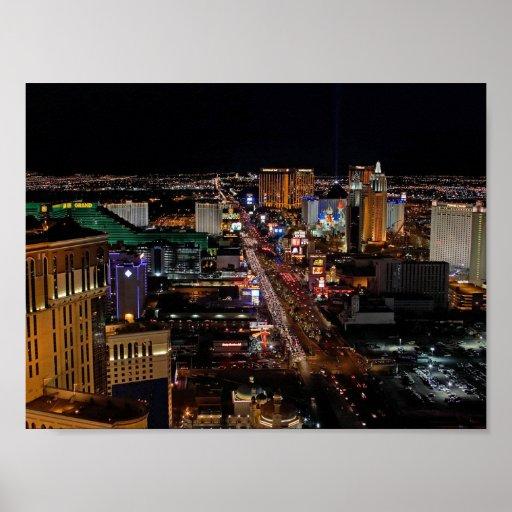 Vegas Strip Posters