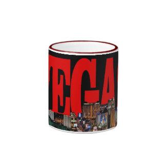 VEGAS Strip Ringer T Mug